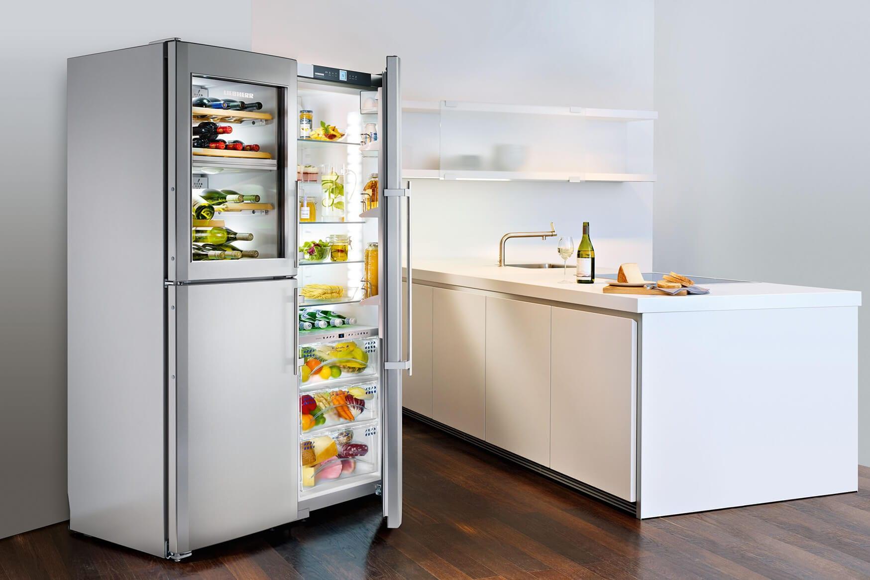Liebherr Kühlschrank Edelstahl : Info center: service auf allen kanälen von liebherr hausgeräte