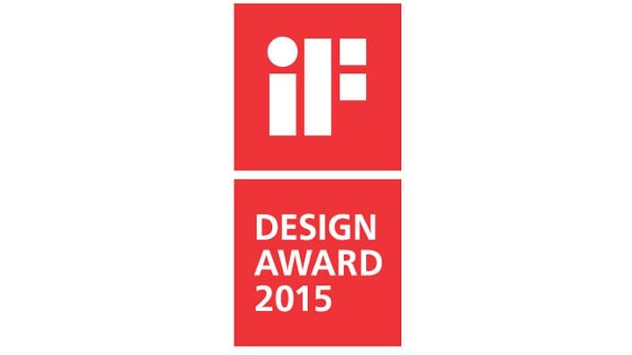 Logo Design Award 2015, iF Design Award