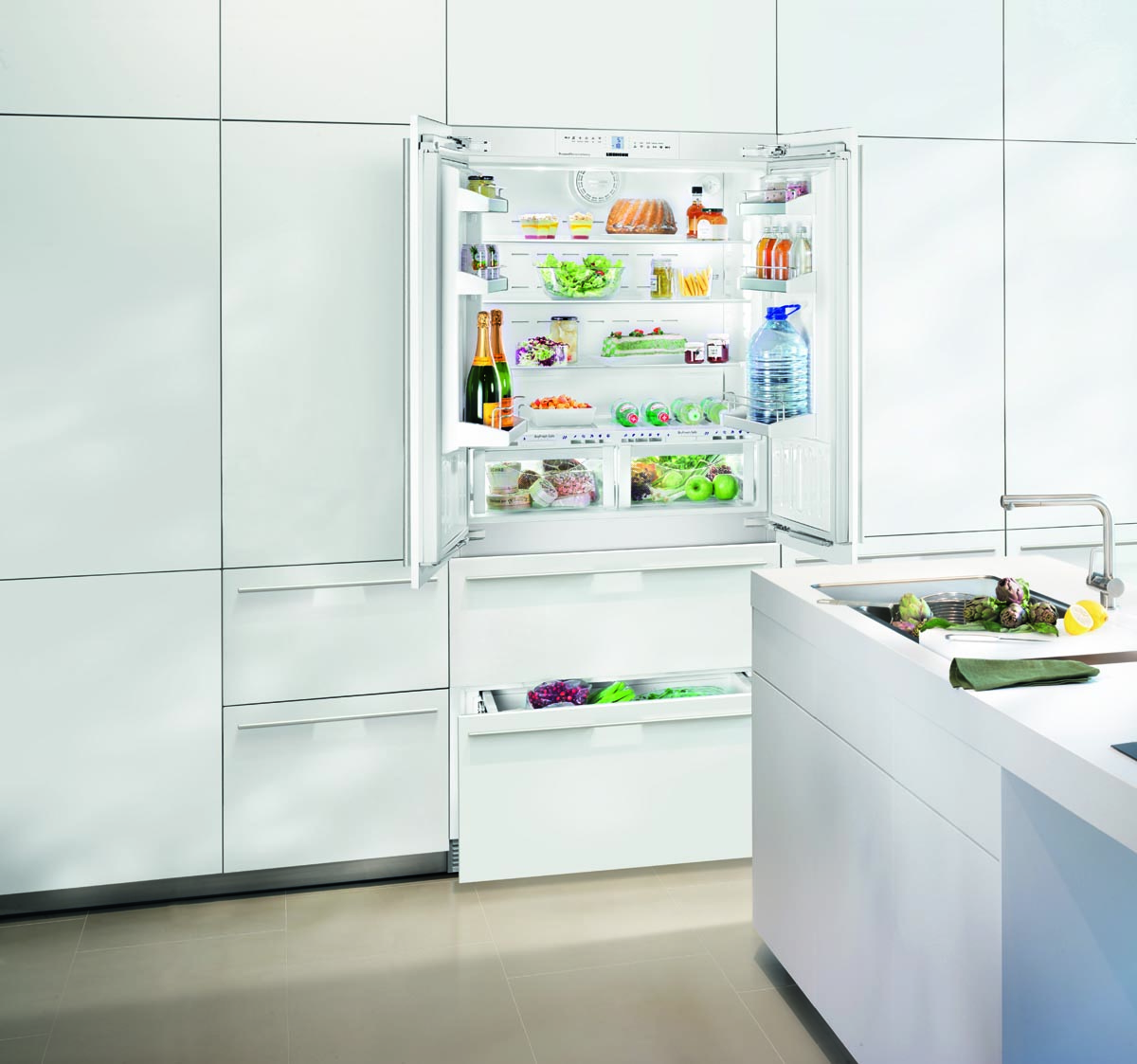 French Door Refrigerators: Everything You Need To Know - FreshMAGAZINE