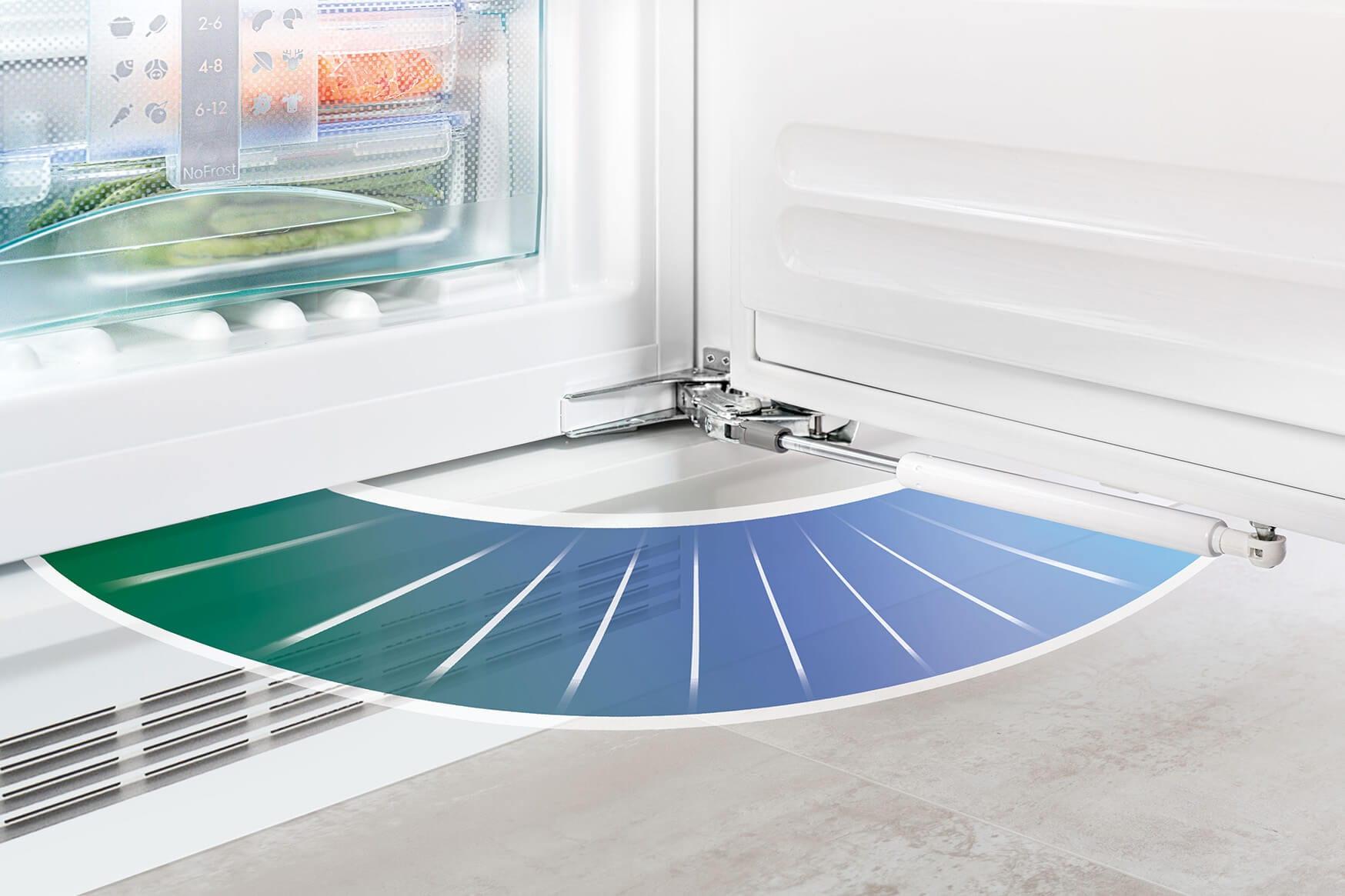 Kühlschrank Alarm Offene Tür : Darum ist die liebherr softsystem schließdämpfung so praktisch
