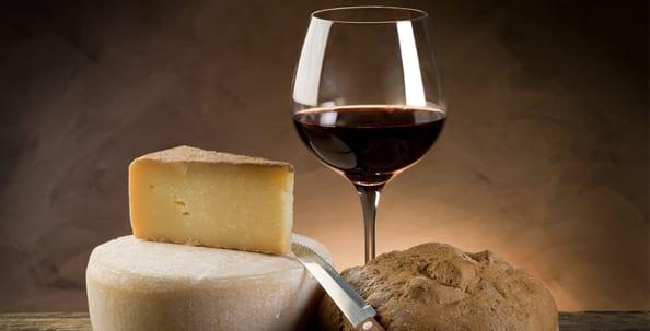 Weinprobe, Käse und Brot, Liebherr, Blog