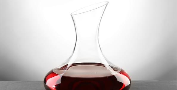 Wein, Essen, Genuss, Liebherr, Sommelier, Blog, Dekantieren, Karaffe, Reinigung