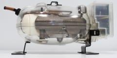Kompressor eines Liebherr-Kühlschranks
