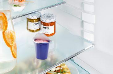 Liebherr, Kühlschrank, Joghurtbecher, Tiefziehen, Herstellung, Produktion, Qualität, Thermoformen