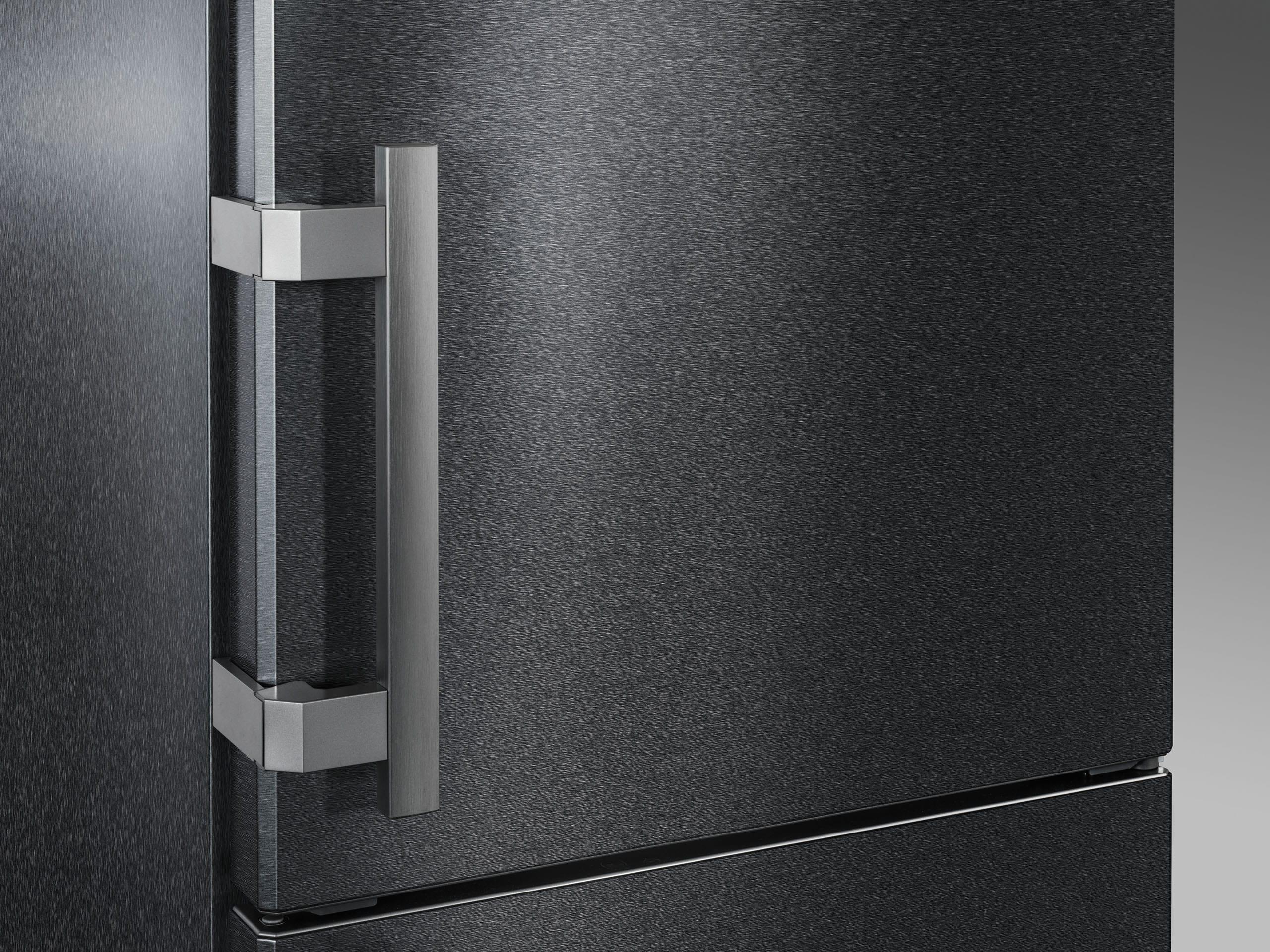 Liebherr Kühlschrank Edelstahl : Das macht blacksteel von liebherr so einzigartig liebherr freshmag