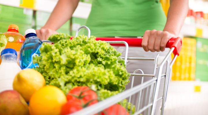 Einkaufswagen, Einkaufen, Bürokühlschrank, Hygiene, Büro, Einräumen, Tipps, Sauberkeit, Regeln, Essen, Lebensmittel, Reinigung, Kollegen