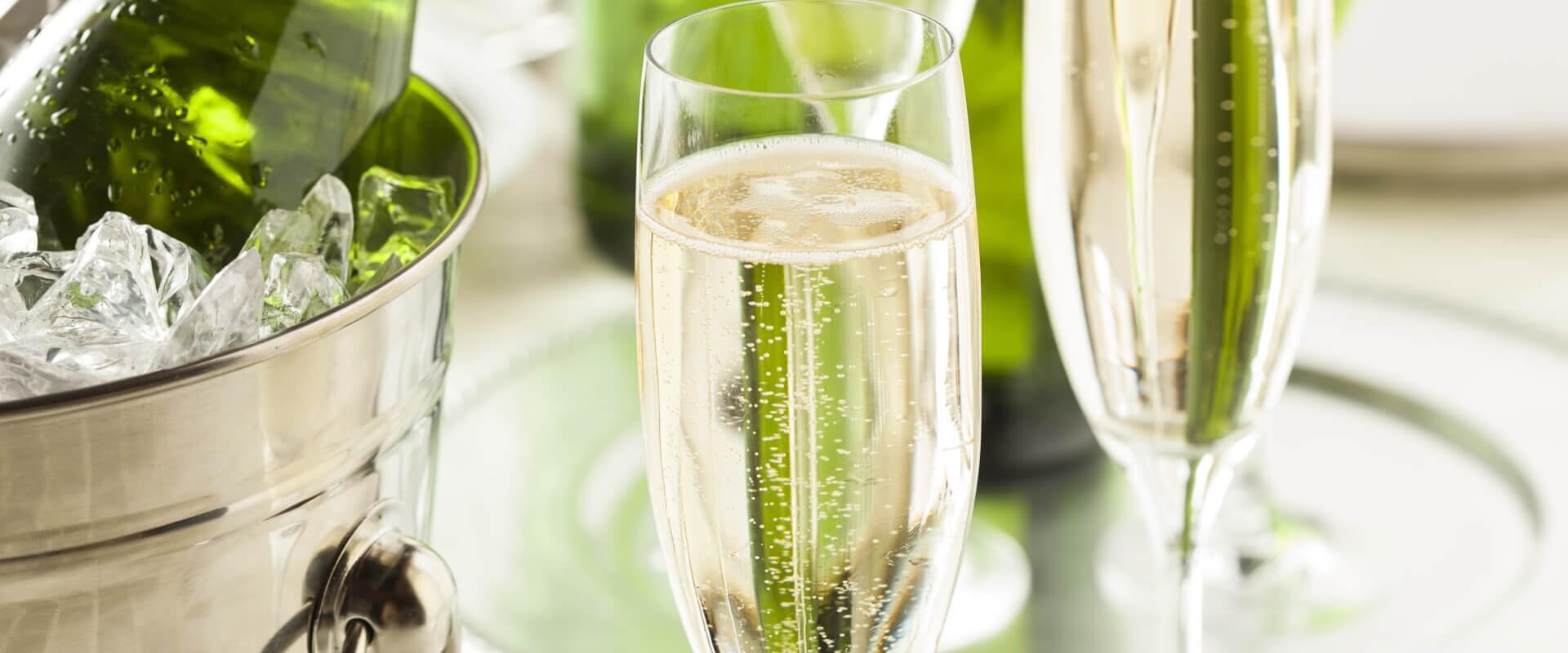 Champagner, Perlwein, Schaumwein, Sekt – der feine Unterschied