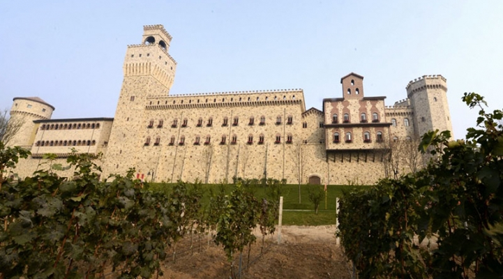 Wein, China, Anbau, Chateau Changyu Rena