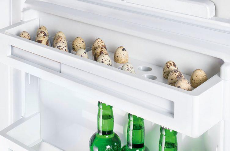 Eierabsteller, Eier, Ei, Eierablage, Wachteleier, Einbau