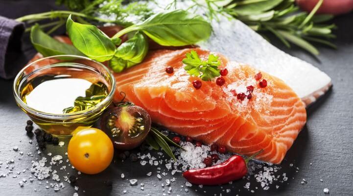 Fisch und Seafood lagern mit BioFreshPlus