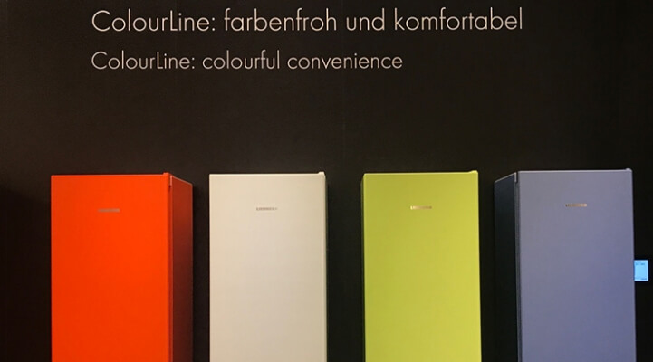 ColourLine, IFA 2017, Berlin
