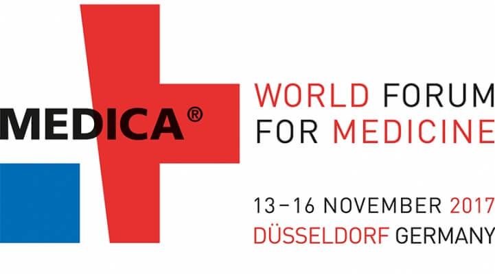 Medica, Düsseldorf, Logo, Liebherr