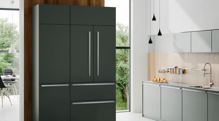 Side By Side Kühlschrank Integriert : Frenchdoor: alles wichtige zu diesen geräten freshmag liebherr