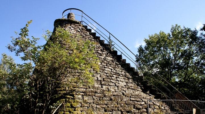 Annweiler, Landau, Aussichtsturm, Deutsche Weinstraße