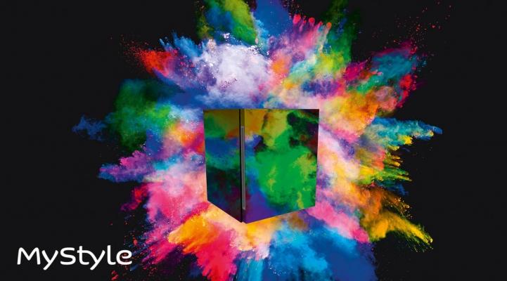 MyStyle im Design Farbexplosion
