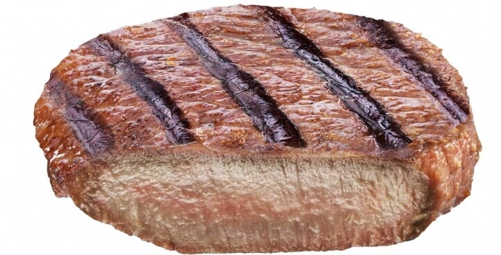 Medium-Well Steak
