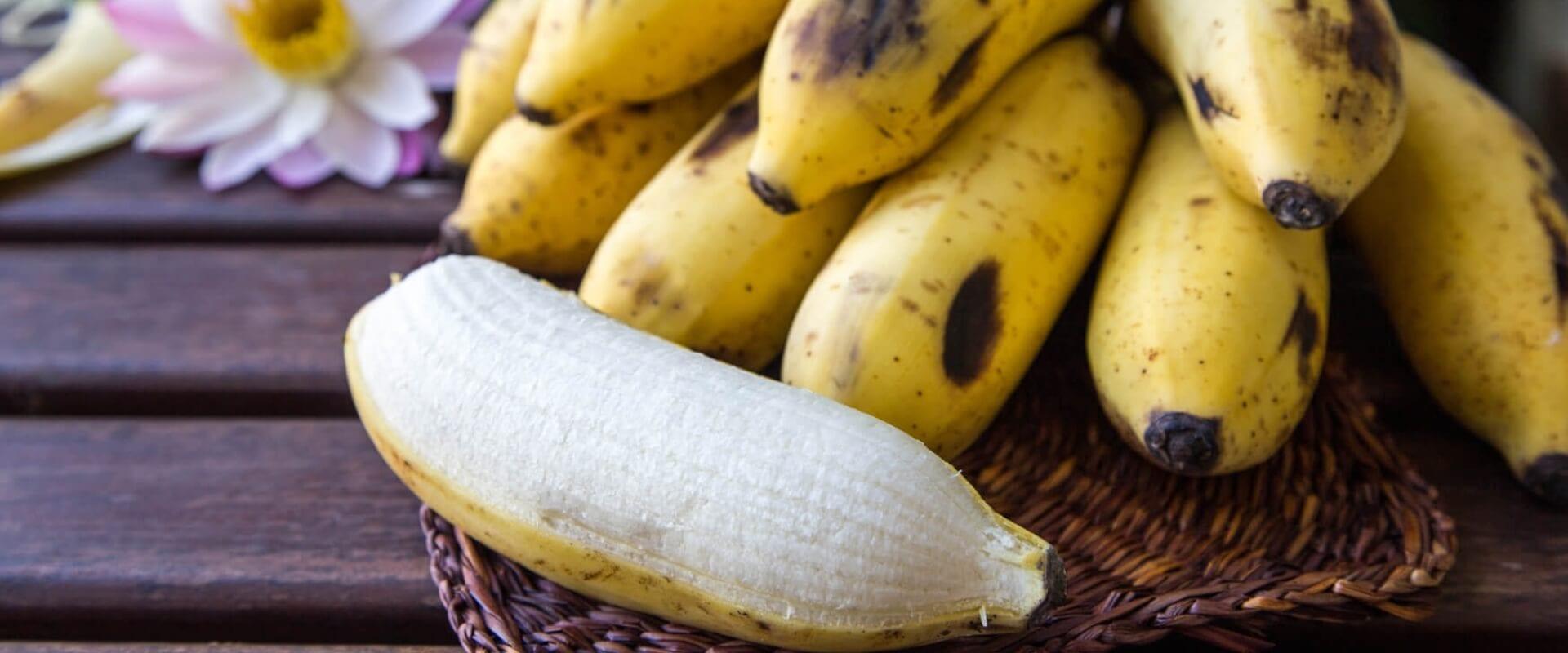 Banane - süßes Lieblingsobst