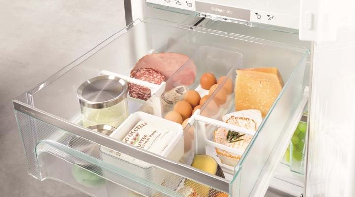 Холодильник — найкраще місце для зберігання яєць