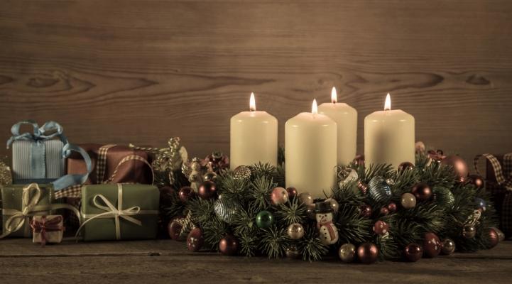 Як святкують Різдво у Німеччині: Адвентський вінок