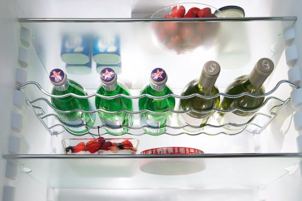 Аксессуар для холодильника - полка-гирлянда для бутылок