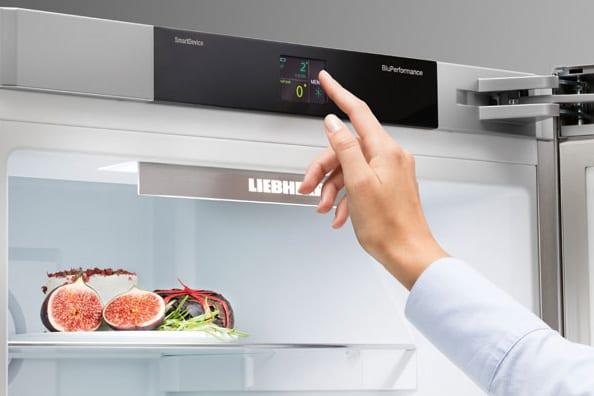 Технологии суперохлаждения и суперзаморозки в холодильнике Liebherr