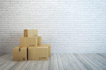 Verhuizen verhuisdozen