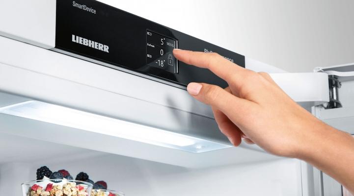 Temperatuur instellen koelkast