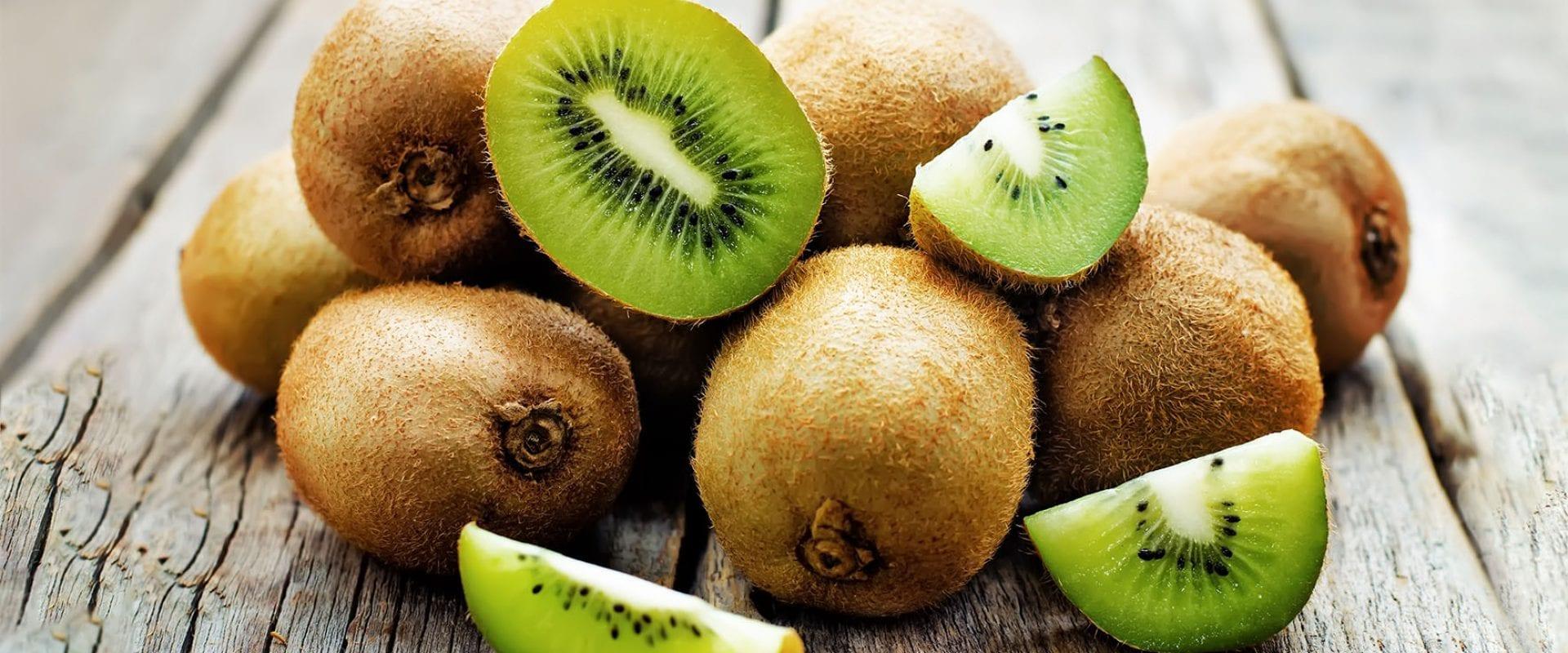 Kiwi, de vitaminebom uit Nieuw-Zeeland