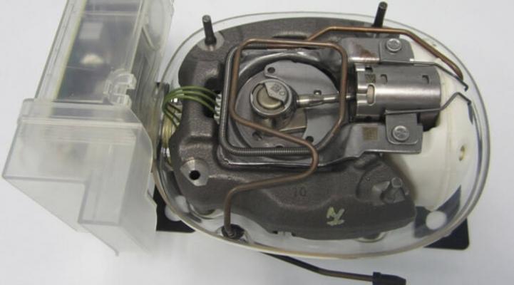 VCC compressor Liebherr