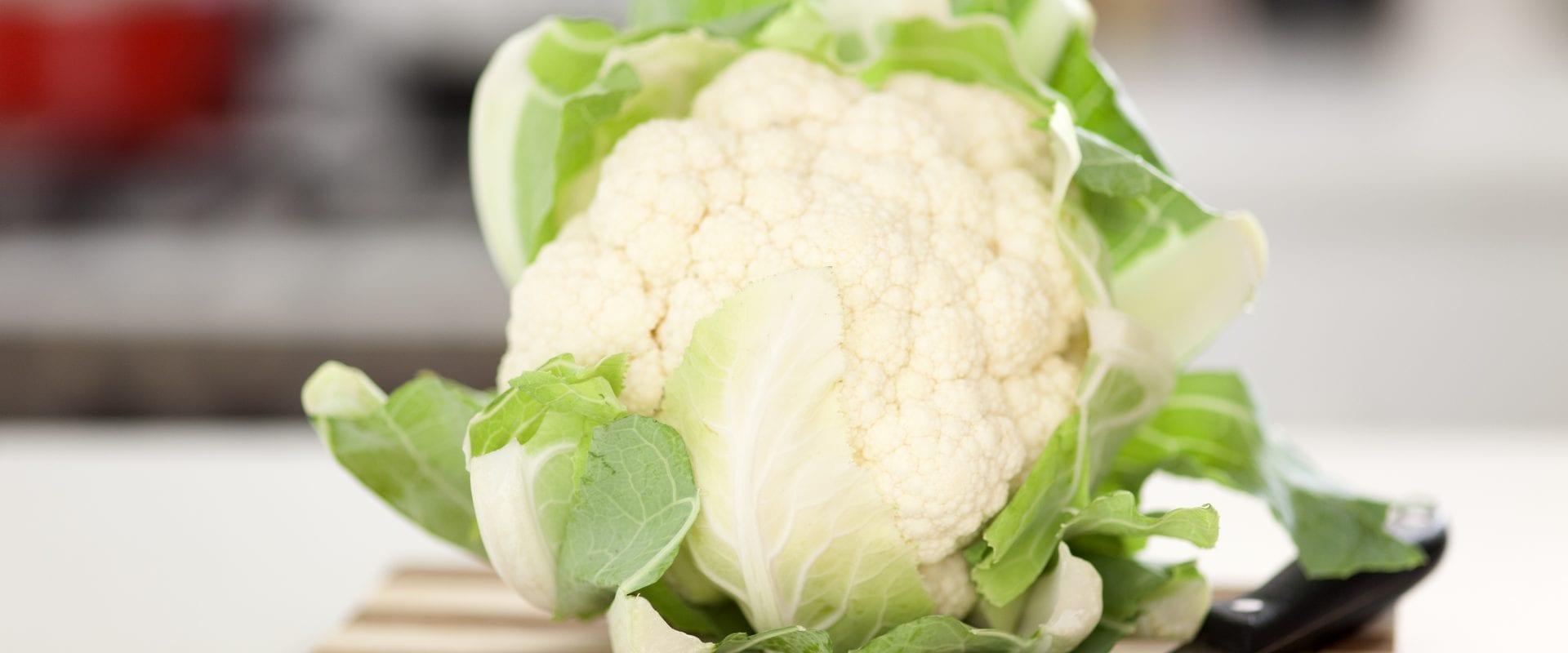 Blomkål: Den kalorielette grøntsag